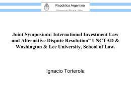Presentación de PowerPoint - Washington and Lee University