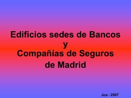 Bancos y hoteles