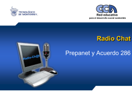 Acuerdo 286 - Tecnológico de Monterrey