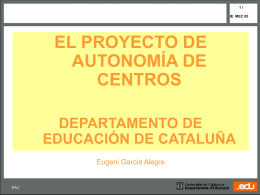 power-point - CEP de Alcalá de Guadaíra