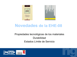 Capítulo 6 · Propiedades tecnológicas de los materiales
