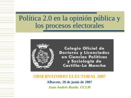 Descargar poltica_2.0 en la opinión pública y los