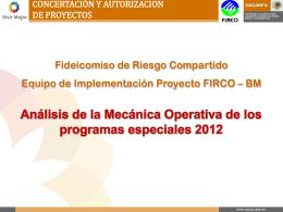 Presentacion 15-11-12 - Proyecto de Energía Renovable