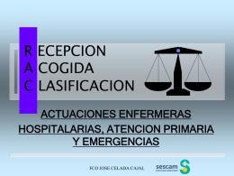 RAC - Enfermería 21