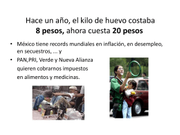 8 pesos