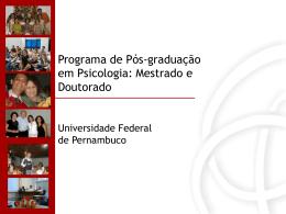 Apresentação em Powerpoint – março de 2013