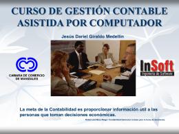 Presentación curso ContaPyme
