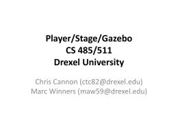 Psg-tutorial - Drexel University
