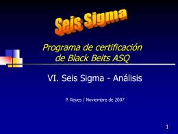 SEIS_SIGMA_BB_ANALISIS - Contacto: 55-52-17-49-12