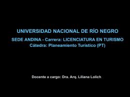 PP2 - Universidad Nacional de Río Negro