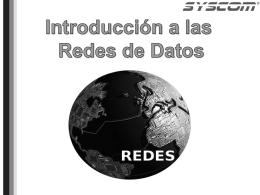 1 Redes de Datos