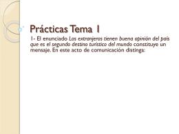 Prácticas Tema 1