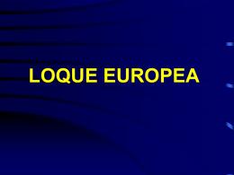 Loque Europea 2002