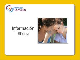 2. Información Eficaz