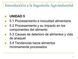 Análisis Instrumental - Introduccion-Ing-Agroindustrial