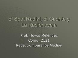 La Radionovela