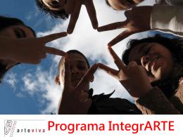 ¿Qué es IntegrARTE?