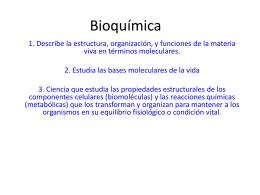 Pres-Agua-Bioquimica1  - División de Ciencias de la Vida