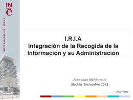 IRIA - Portal administración electrónica