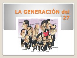 generacion 27 - Prof.ssa Berardi Eugenia