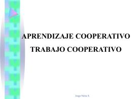 Trabajo Cooperativo - Redes profesionales de CEPIndalo