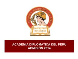 ADP2014 - Consulado General del Perú