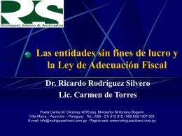 conf4jul09_c - Rodriguez Silvero y Asociados