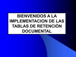 Tablas de Retención - gimnasiolosmonjes.edu.co