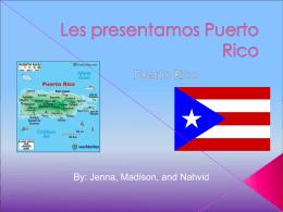 spanish puerto rico