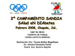 2do Campamento Sandia Febrero 2008