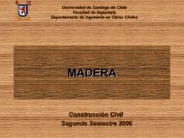 maderas4 - Universidad de Santiago