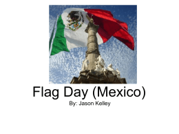Flag Day (Mexico)