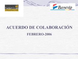 Convenio Fedeticam - Asociación Provincial de Comercio Textil