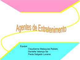 Agentes de entretenimento