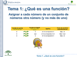 Resumen  - Centro de Apoyo Educativo MayBe