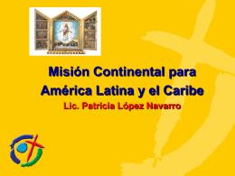 la misión continental