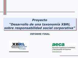 Presentación de PowerPoint - Asociación Española de Contabilidad