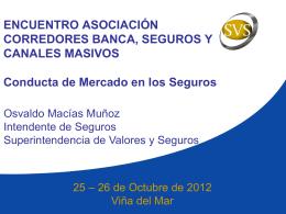 encuentro asociación corredores banca, seguros y