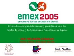 el informe del Gobernador Juan Carlos Romero Hicks