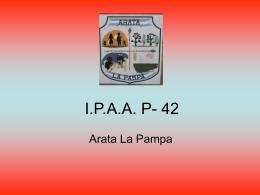 I.P.A.A. P-42