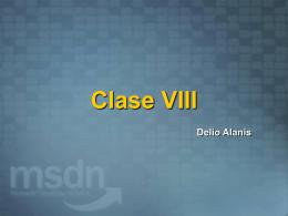 ADO.NET 2.0 - Area para alumnos registrados