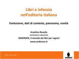 Libri e Infanzia nell`Editoria Italiana