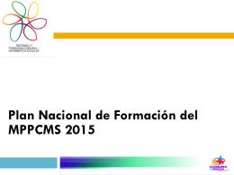 Presentación Entrega Morralito Comunal actualizada al 02 06 2015