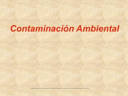 prescontaminacion