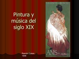 Ate y Música del siglo XIX