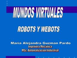 12. Presentación Webots