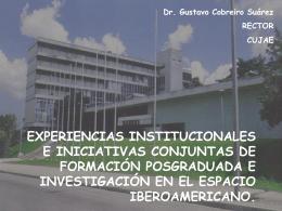 Presentación de PowerPoint - Asociación Universitaria