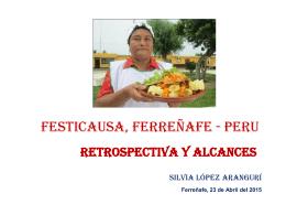 Presentacion FESTICAUSA