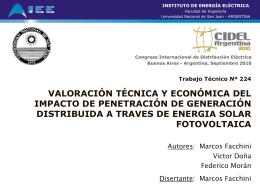 Diapositiva 1 - cidel argentina 2010