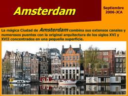 Amsterdam - Juan Cato